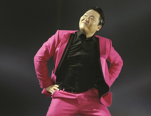 Psy (Photo © Lee Jin-Man / AP / PC)