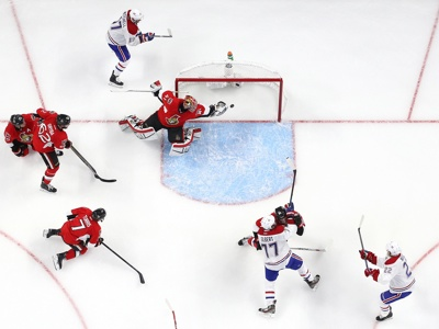 Photo : Andre Ringuette/NHLI/Getty Images