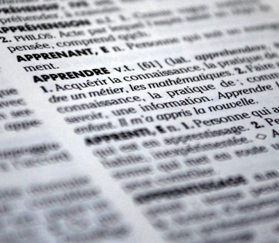 dictionnaire-une