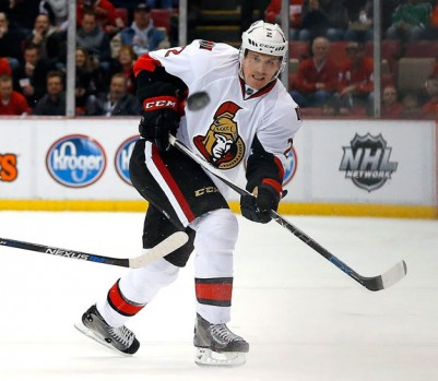 Dion Phaneuf (Photo: Paul Sancya/AP Photo)