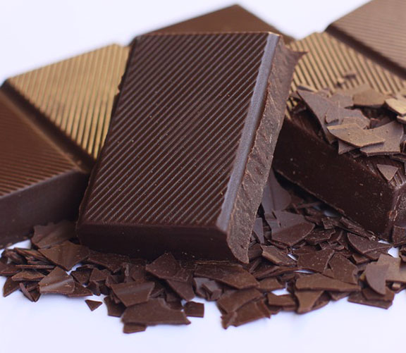 Let's come back to it, dark chocolate!  |  The news