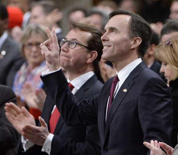 Le Retour De L'État Dans L'économie Canadienne