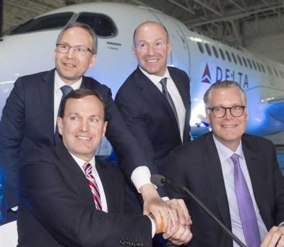 Delta Bombardier contrat