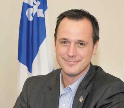 Jean-François Roberge, député de la CAQ, prône la création d'un ordre professionnel pour les enseignants. (Photo: droits réservés)