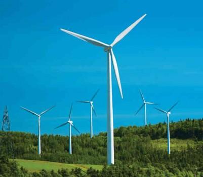 HYDRO éolienne énergie renouvelable