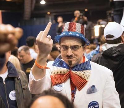 USA partisan Trump élections américaines