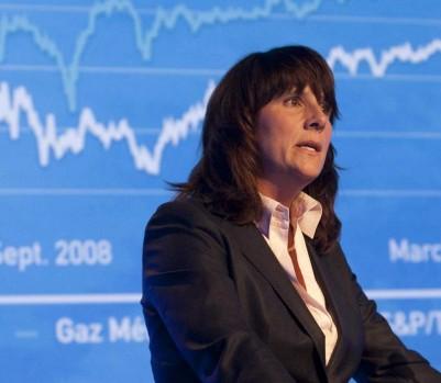 Sophie Brochu, la PDG de Gaz Métro (Photo: Ryan Remiorz/La Presse Canadienne)