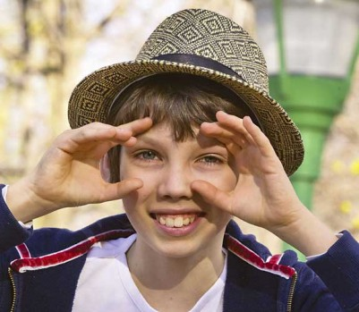 Enfant autisme autiste