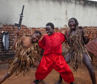 Wakaliwood, Kizza Manisuru Ssejjemba,  Ronald, Francis Kagoro