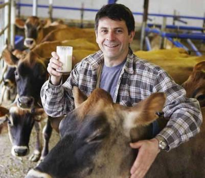 Lait industrie laitière