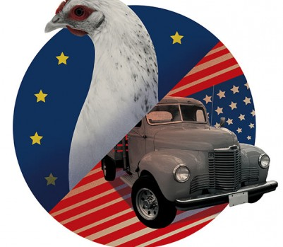 affaires automobile taxe poulet chicken tax