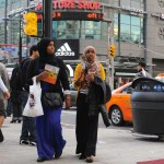 Musulman voile Toronto