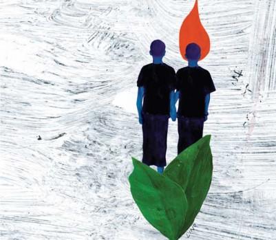 L'orangeraie de Larry Tremblay, éditions Alto