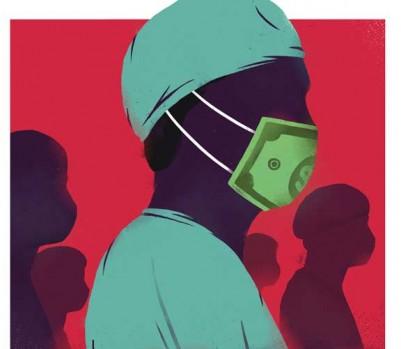 Médecins rémunération argent salaire