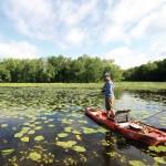 Kayak pêche