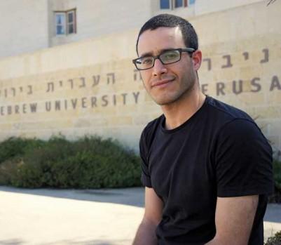 Juif ultraorthodoxe israël Yossi David