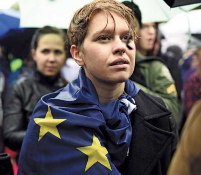 Brexit Union européenne jeune