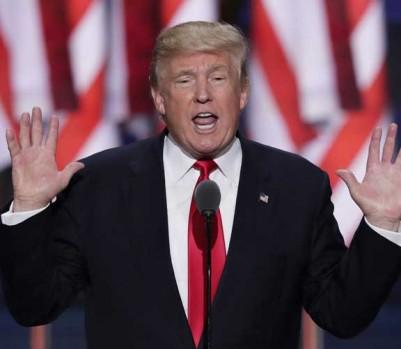 Donald Trump Convention républicaine