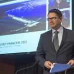 Le PDG d'Hydro-Québec, Éric Martel Presse canadienne/Ryan Remiorz