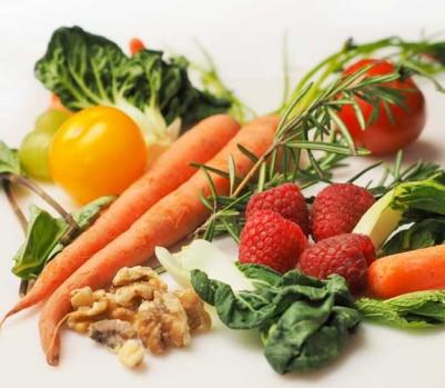 Nourriture fruits légumes