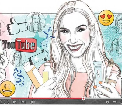 Youtubeurs youtube Cynthia Dulube
