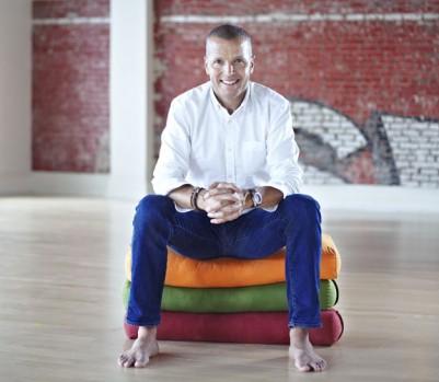 Erik Giasson Yoga Wanderlust Changer de vie