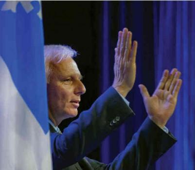 Le chef du PQ, Jean-François Lisée, s'est engagé à ne pas tenir de référendum dans un premier mandat. Et si les conditions se présentaient? (Photo: Jacques Nadeau)