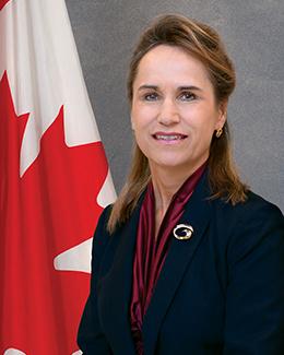 Greta Bossenmaier est la chef du Centre de la sécurité des télécommunications depuis le 9 février 2015. (Photo: Centre de la sécurité des télécommunications)