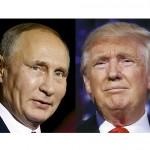L'admiration affichée de Donald Trump pour l'autoritarisme du président de la Russie, Vladimir Poutine, réchauffera-t-elle les relations tendues entre les deux pays? (Photo de Vladimir Poutine: Markus Schreiber/La Presse Canadienne; photo de Donald Trump: Carlo Allegri/Reuters)