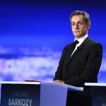 Le président de la France, Nicolas Sarkozy.  (Photo: Martin Bureau/EPA/La Presse Canadienne)
