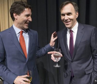 Trudeau_Morneau_Une