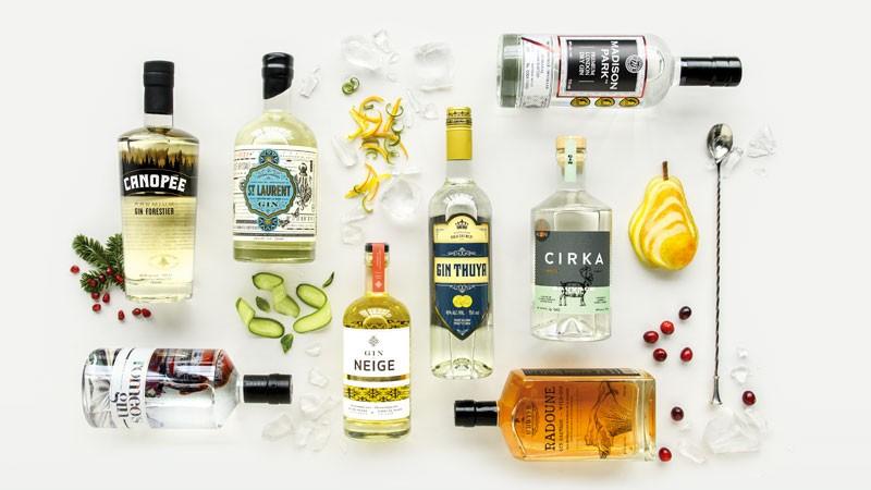 Les gins nouveaux sont arriv s art de vivre l actualit for Cocktail quebecois