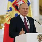 Vladimir Poutine est-il vraiment le grand Satan dépeint par le Pentagone? (Photo: EPA/Yuri Kochetkov/La Presse Canadienne)
