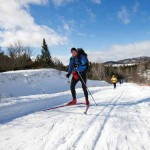 (Photo: Yan Lasalle/Marathon canadien de ski)