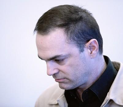 Guy Turcotte lors de son procès en 2015 (Photo: Graham Hughes/PC)