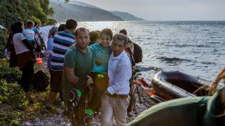 (Photo : UNHCR / Ivor Prickett)