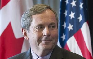 David MacNaughton,.  Graham Hughes / La Presse Canadienne