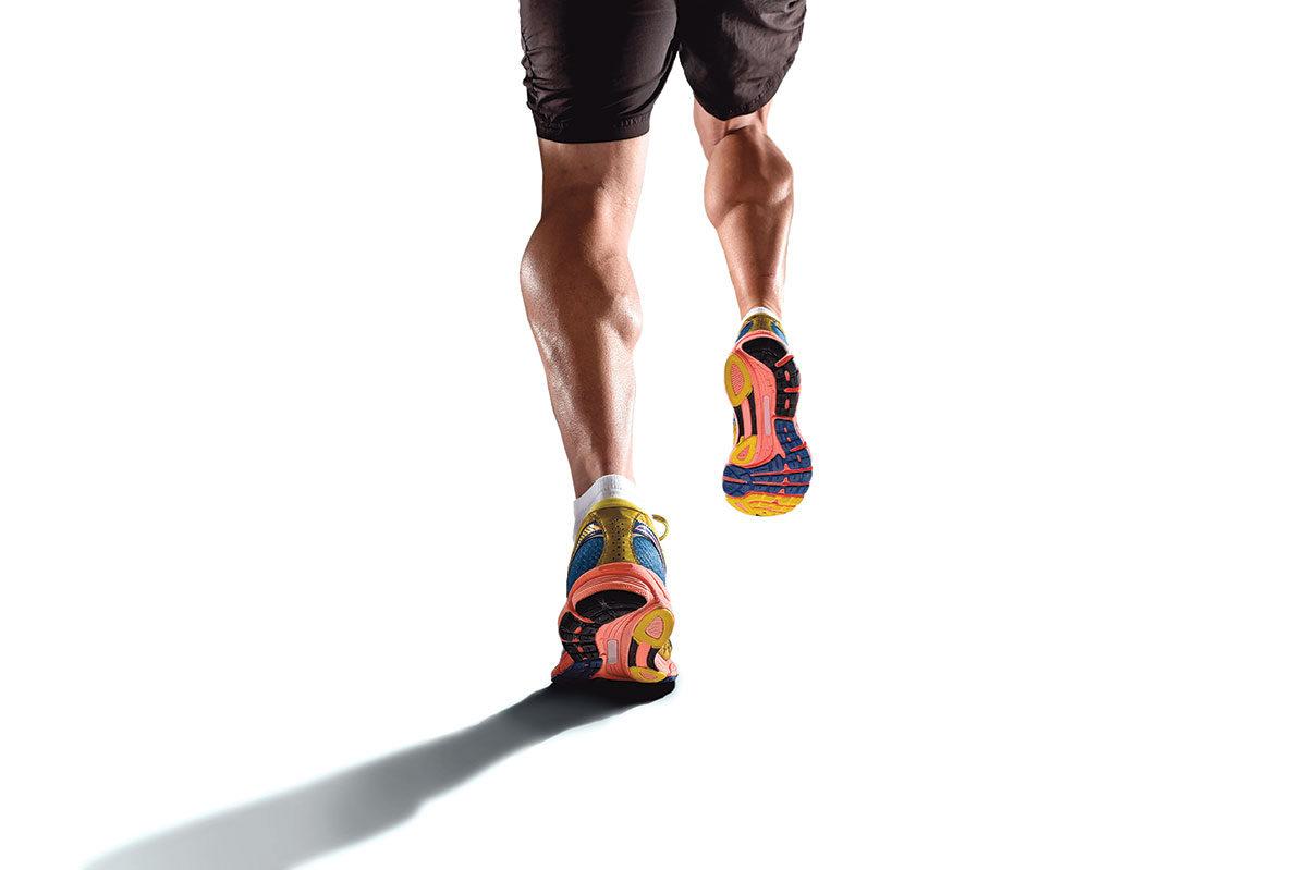 courir doucement pour courir vite