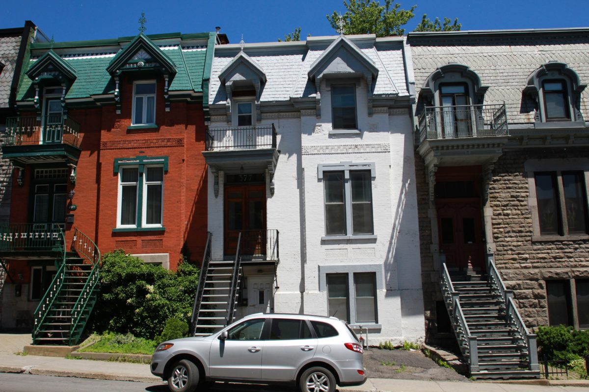 Plateau Montreal immobilier