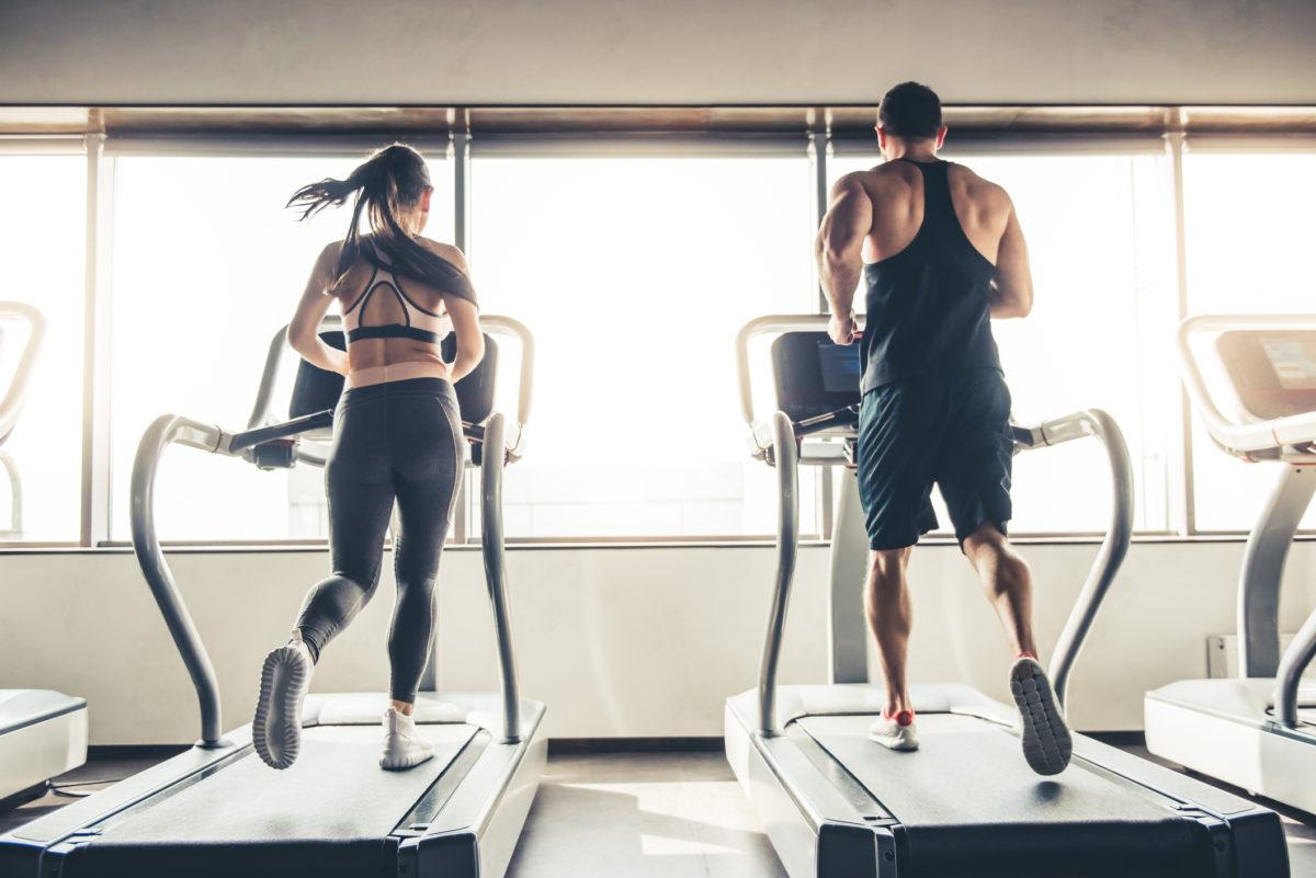 Gym entraînement