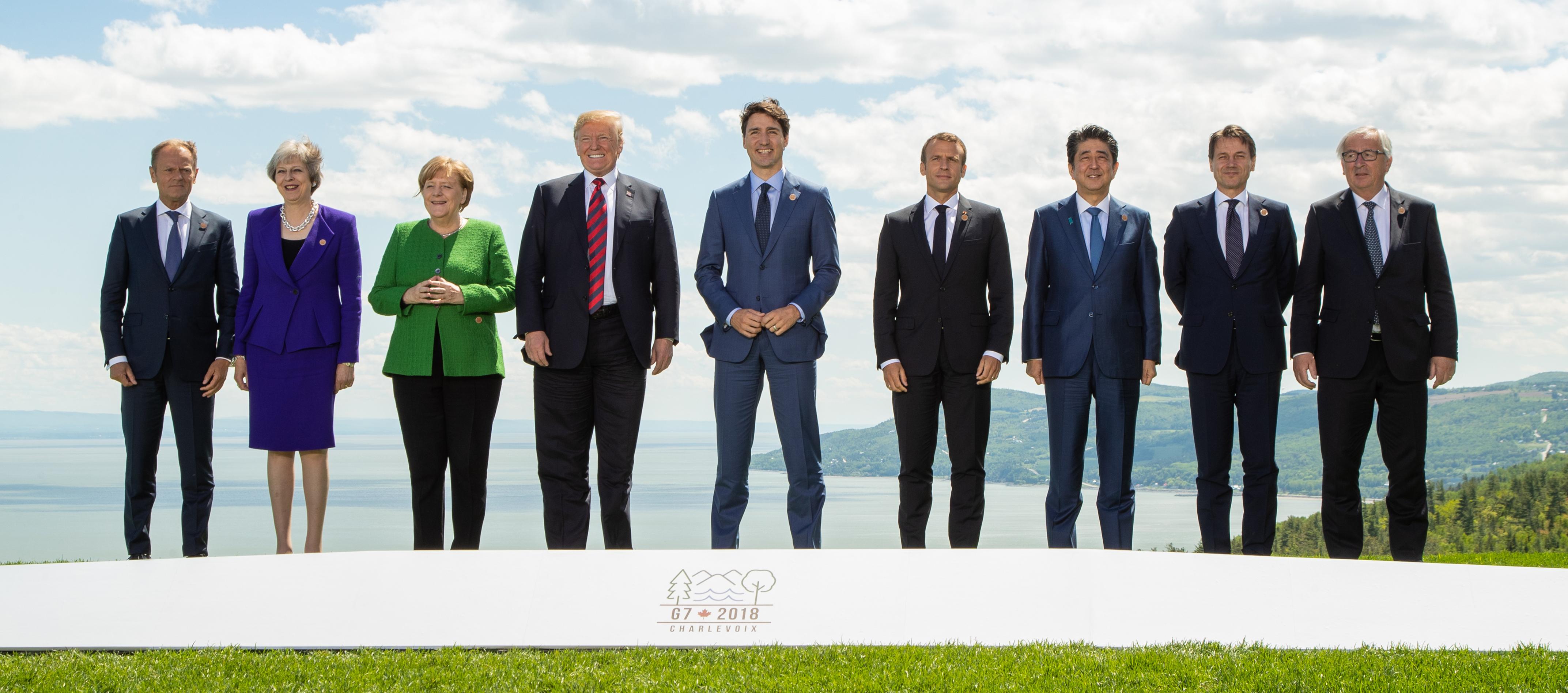 Quels sont les objectifs du sommet du G7 qui démarre au Royaume-Uni ?