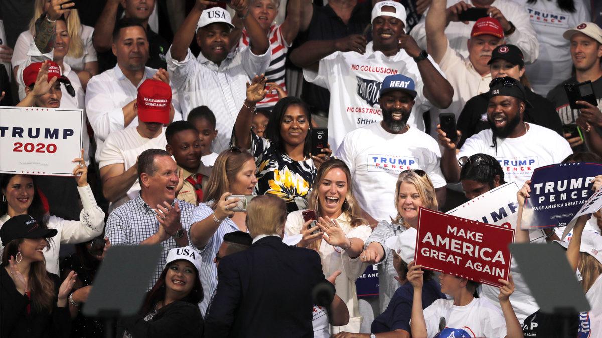 Donald Trump - Floride
