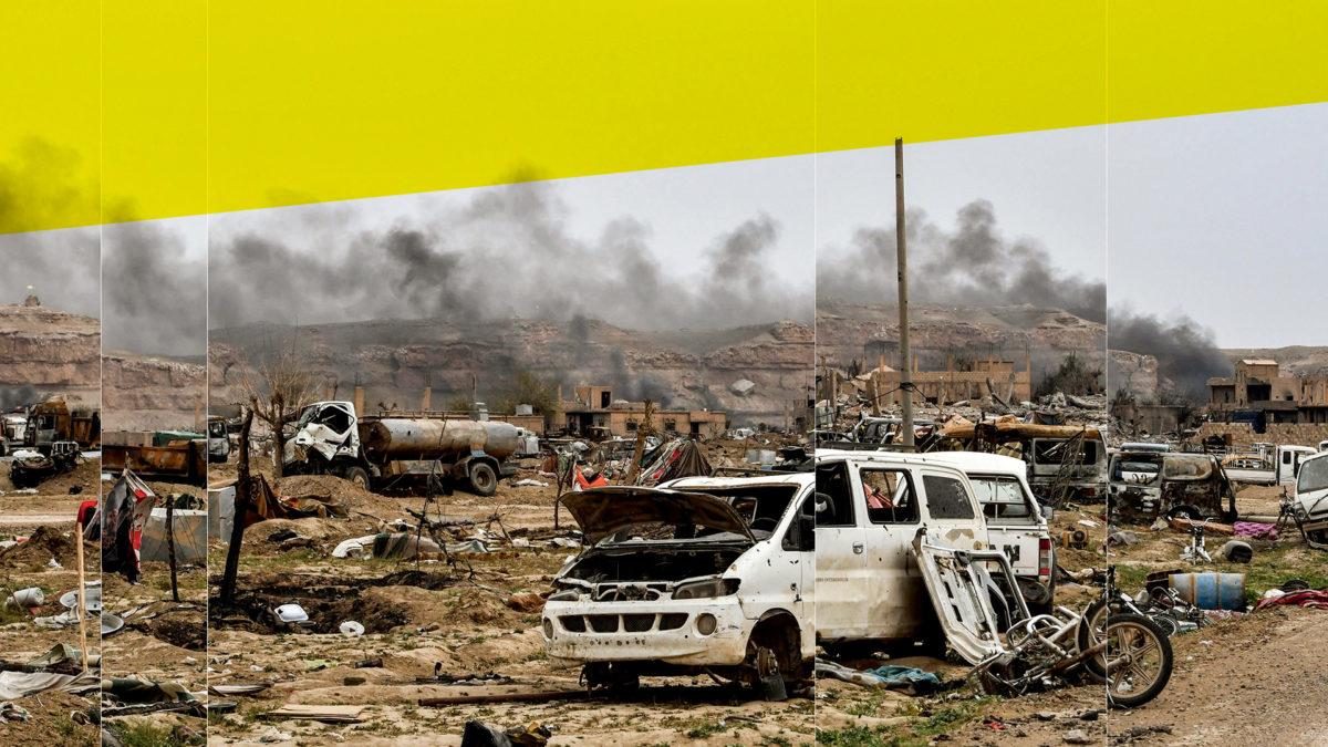 La fausse fin de l'État islamique