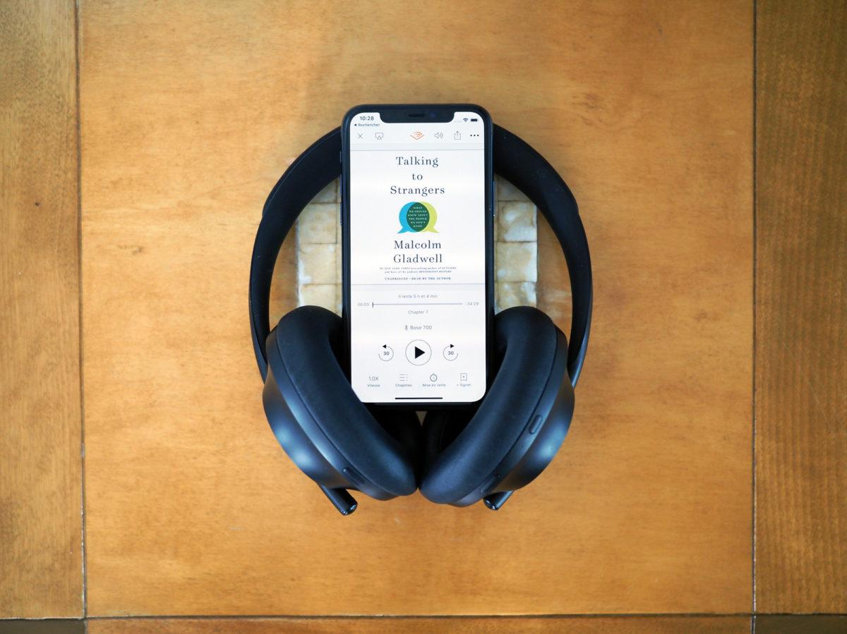Entrevue Malcolm Gladwell Veut Reinventer Le Livre Audio