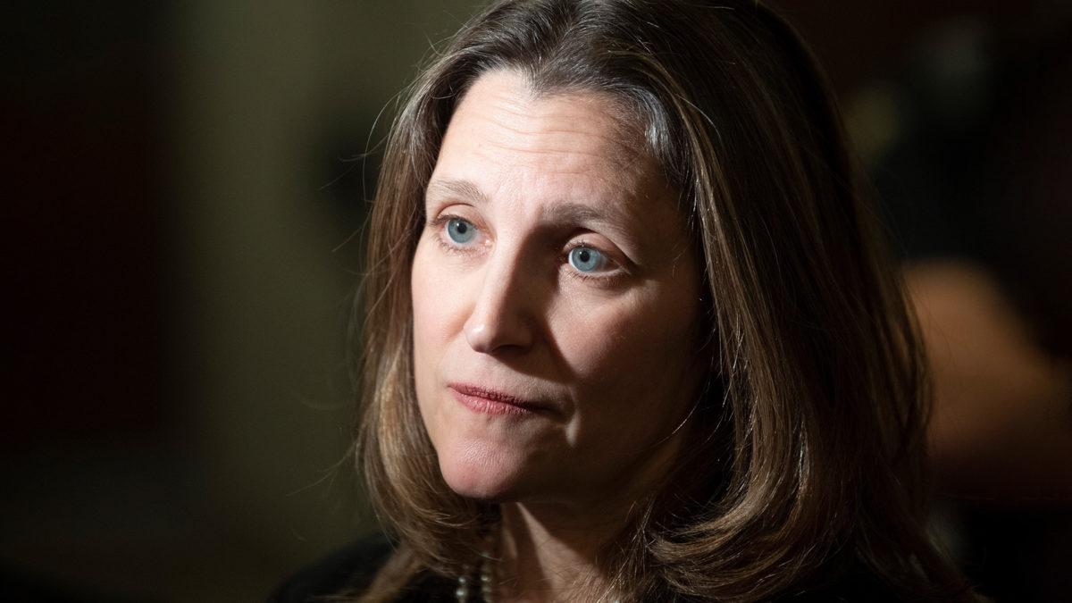 Le Premier ministre Trudeau placé en isolement…sa femmes positif au Coronavirus