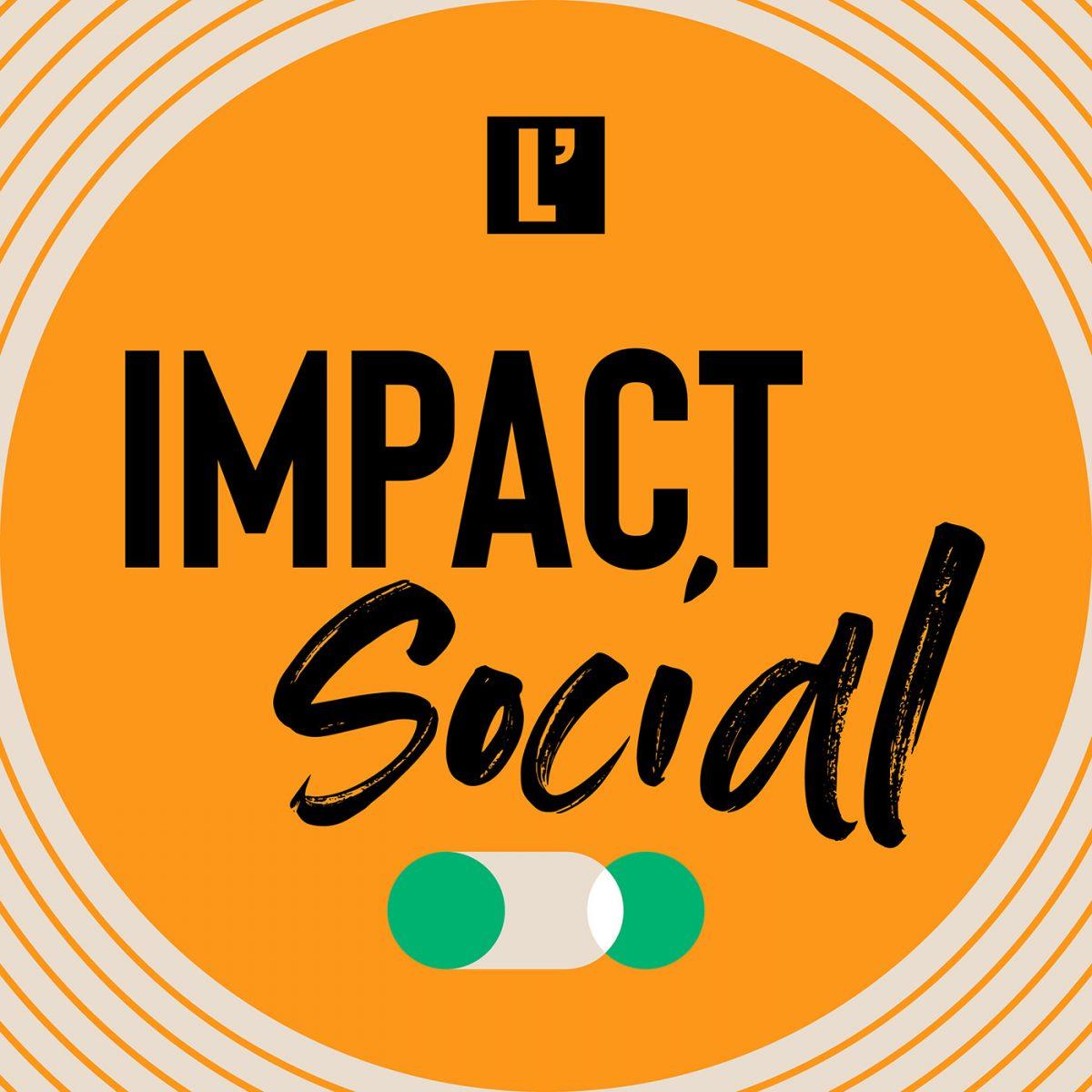 Visuel Podcast Impact Social L'actualité