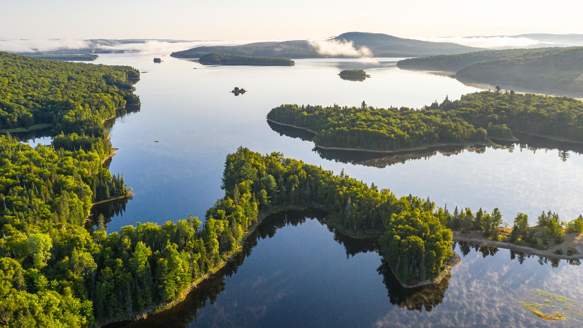 Vive le Québec sauvage : 65 sites où découvrir la biodiversité