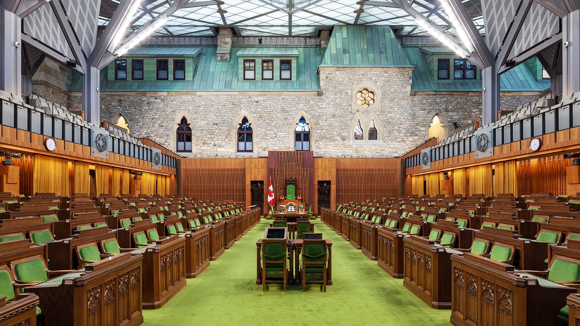 À l'intérieur d'un gouvernement minoritaire